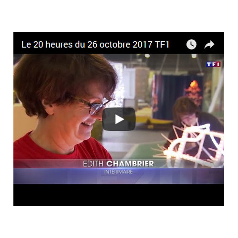 Journal TV de TF1 20H 26 octobre 2017